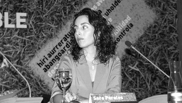 La experta valenciana Perales