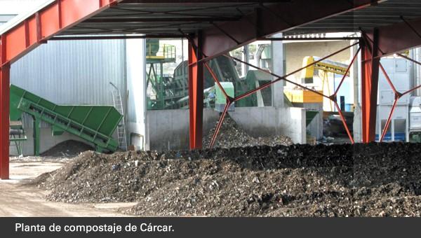 El compostaje también puede realizarse a escala doméstica