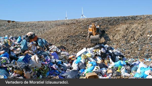 Los residuos que van a vertedero no son tratados
