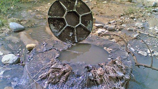 Los desperdicios tirados al WC ocasionan muchos problemas en tuberías y colectores